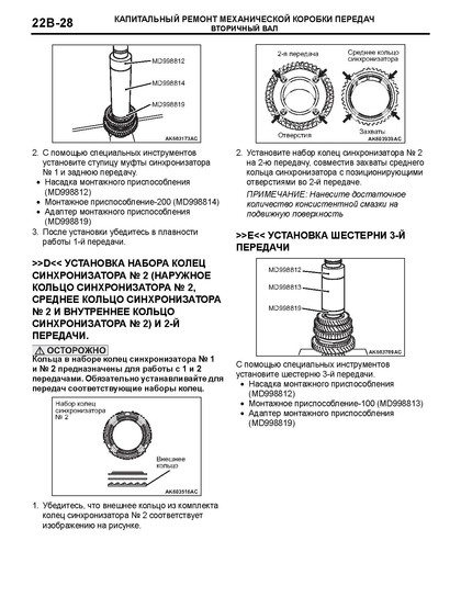 Ремонт механической коробки: полное руководство и полезные советы