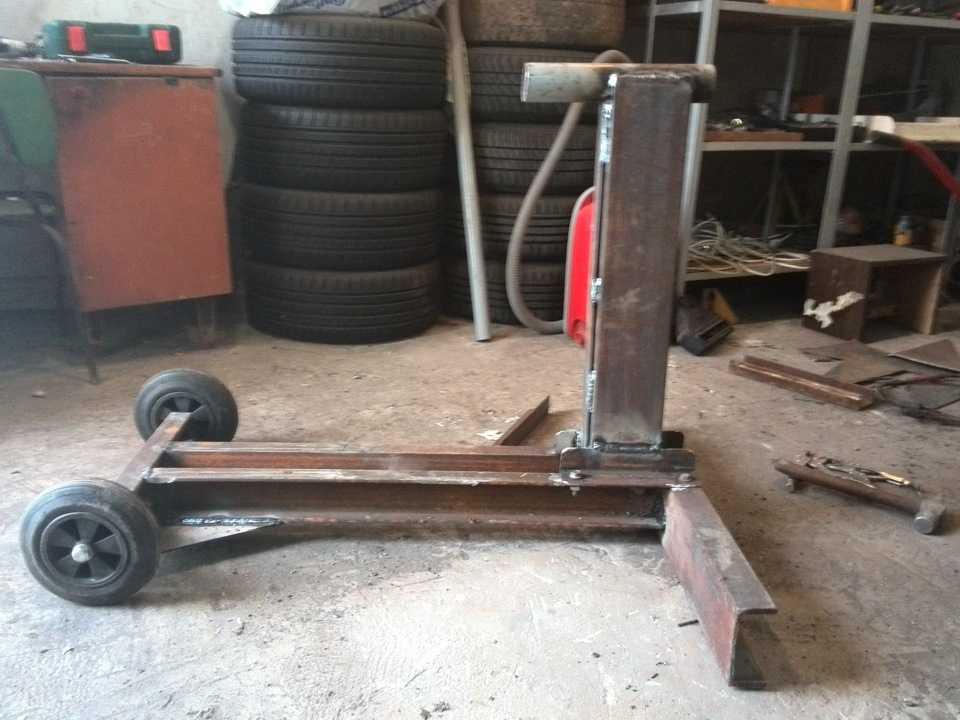 Инструменты для работы с двигателем