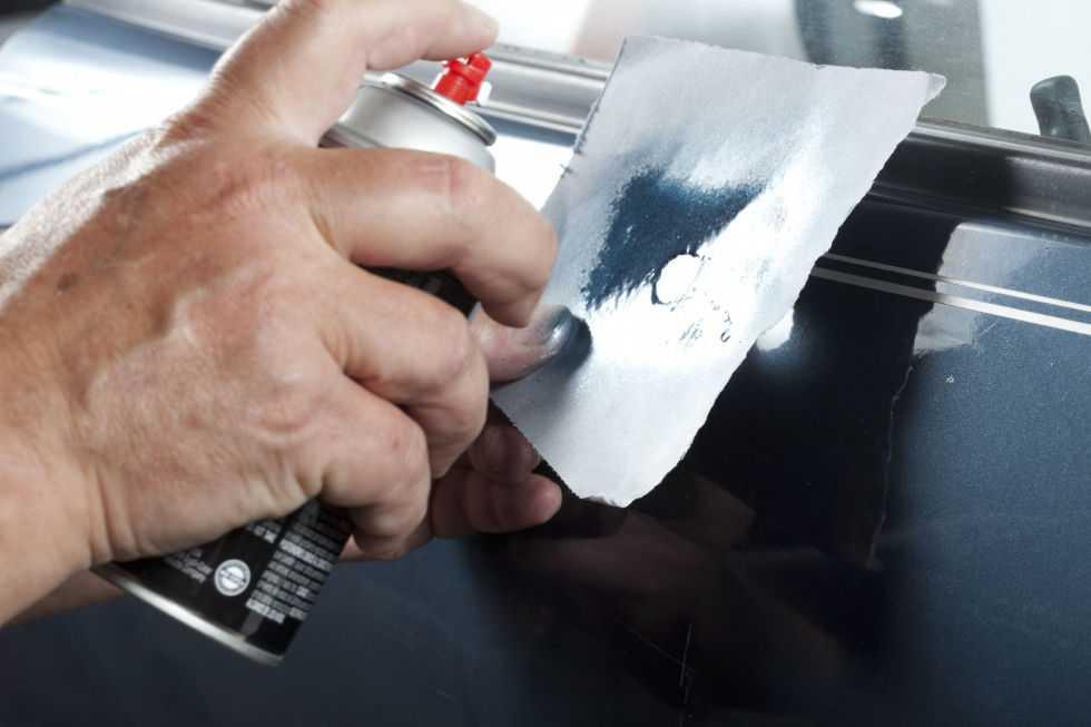 Подкраска кузова: как закрасить царапину на машине
