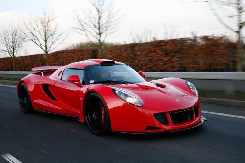 Самые быстрые машины в мире топ-10