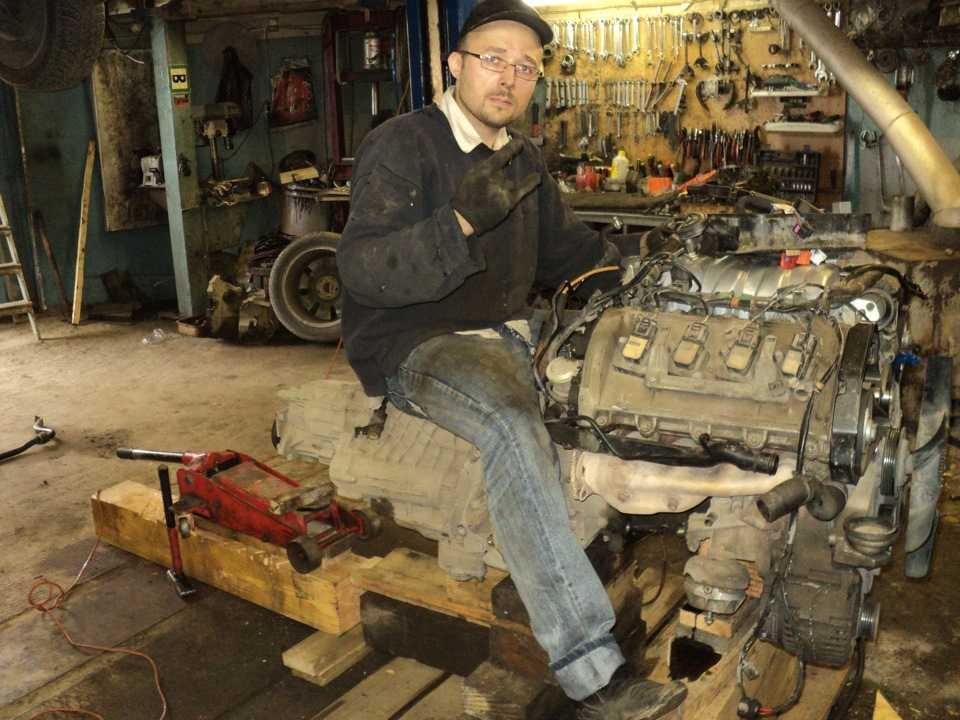 Технический ремонт авто: описание и разновидности