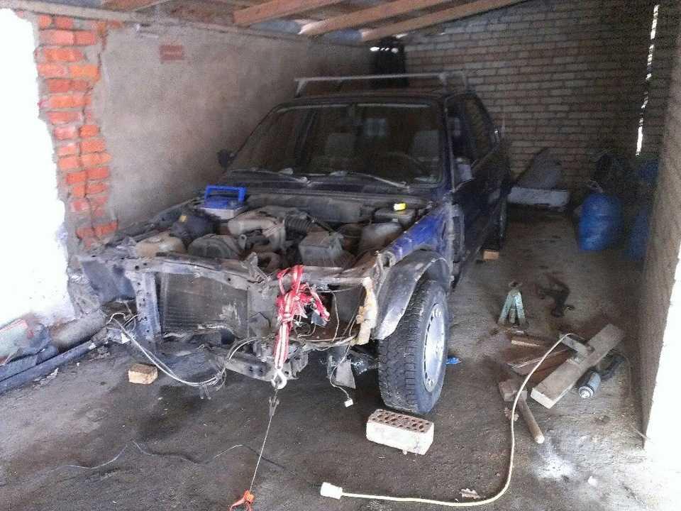 5.3.1. традиционные методы ремонта / ремонт кузовов легковых автомобилей