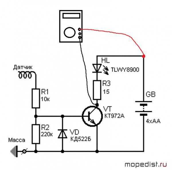 Пособие по изготовлению стробоскопа для установки зажигания уоз своими руками