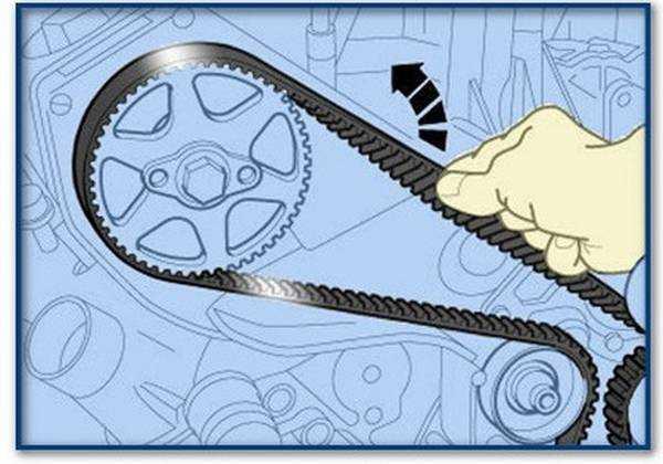 Как проверить натяжку ремня генератора?