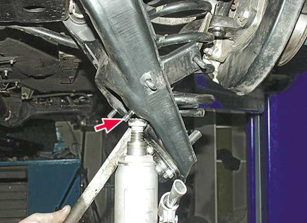Замена задних пружин на автомобилях ваз-2101, ваз-2104, ваз-2105, ваз-2106, ваз-2107, классика