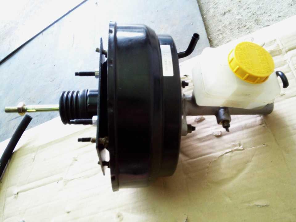 Как проверить вакуумный усилитель тормозов: принцип работы, устройство
