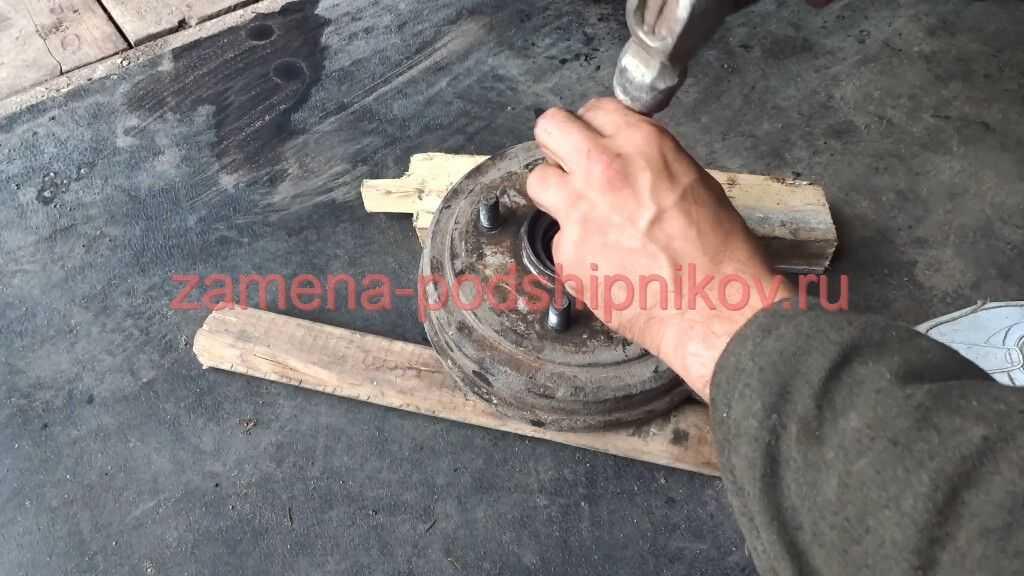 Замена заднего ступичного подшипника дэу нексия | подшипник задней ступицы daewoo nexia 1.5-2.0, 8, 16 клапанов, n150