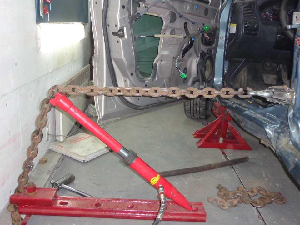 Инструменты для кузовного ремонта автомобилей своими руками