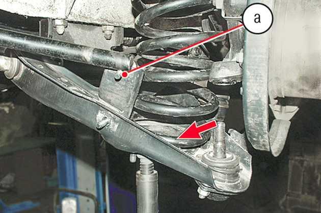 Замена передней пружины на автомобилях ваз классика   ▼ о ладе ▼