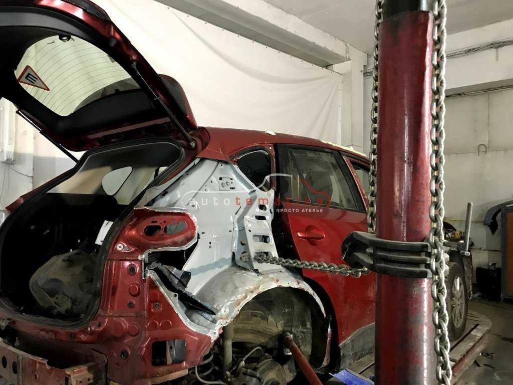 Как сделать качественное восстановление кузова автомобиля своими руками?