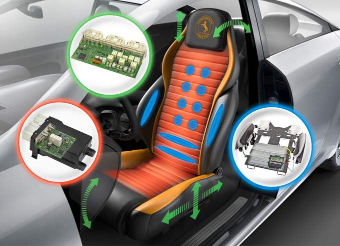 Электронные системы автомобиля - безопасность и комфорт