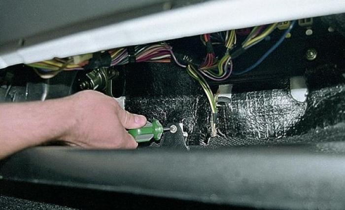 Способы замены радиатора на автомобиле ваз-2109 с высокой и низкой панелью