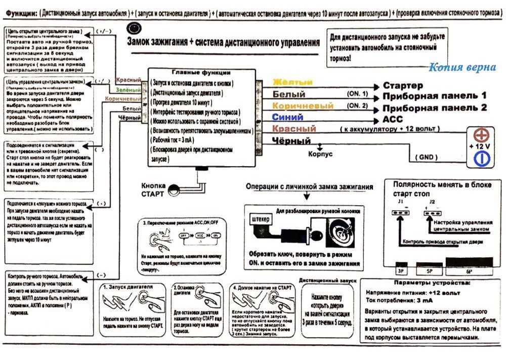 Электронные системы автомобиля — в помощь водителю
