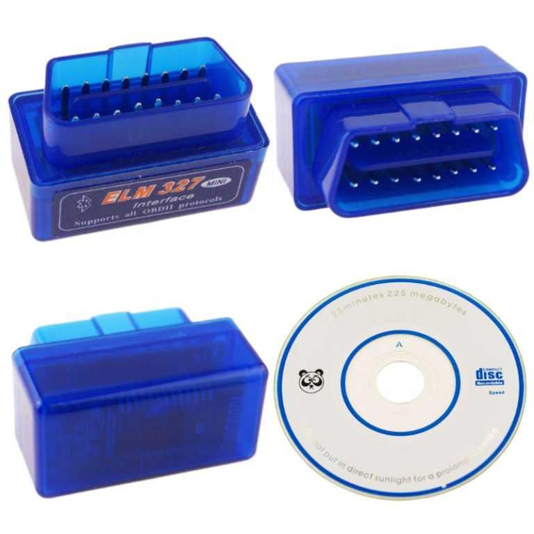 Адаптер elm327 bluetooth для диагностики авто