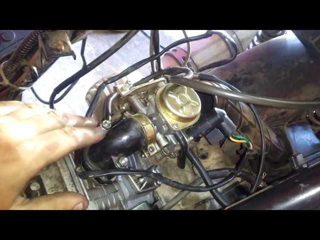 Причины почему скутер не заводится если искра есть и бензин поступает