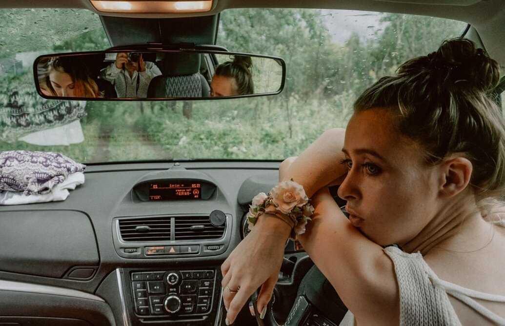 Мифы о женщинах за рулем