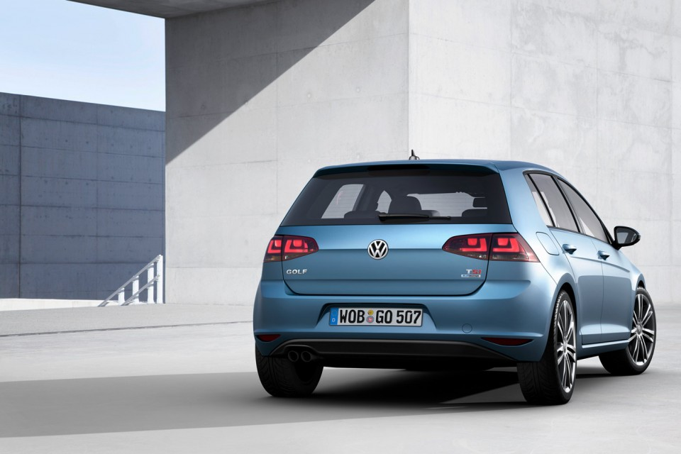 Volkswagen golf vii: обреченный на успех