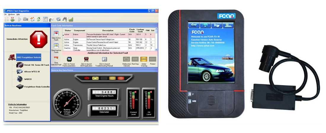 Диагностика авто через ноутбук своими руками, программы и инструкции