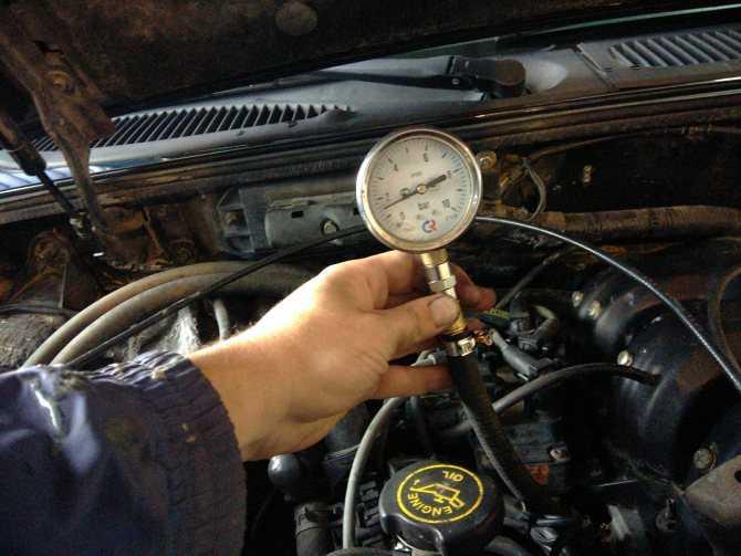Замер компрессии в двигателе. как правильно измерить компрессию.