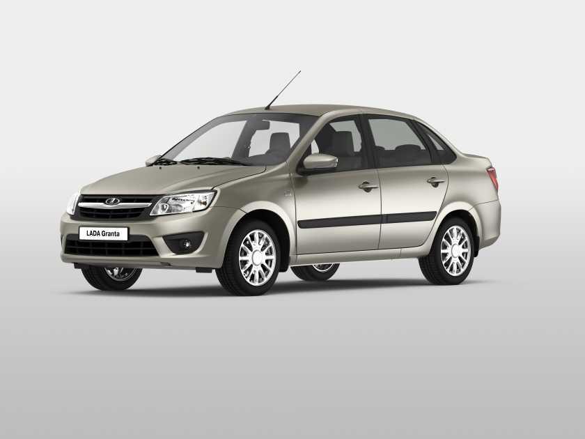 Лада гранта седан — характеристики автомобиля