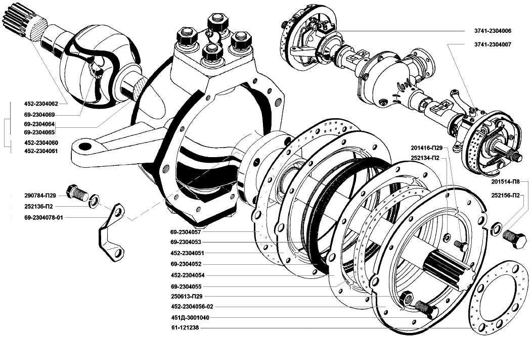 Замена шкворня и втулок шкворня газ 2705 1995+